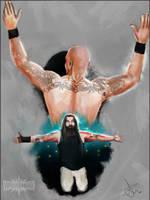 Randy Orton vs Bray Wyatt WrestleMania 33 by zkorejo