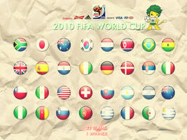 2010 FIFA World Cup by mariotullece