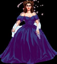 Scarlett O'Hara by Artzygrrl