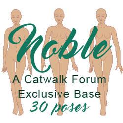 Noble: Catwalk Exclusive by Artzygrrl