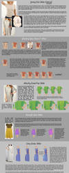 Jersey Knit/T-Shirt Tutorial by Artzygrrl