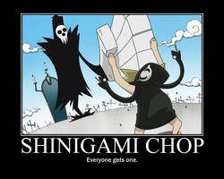 Shinigami Chop by fuutonbankai