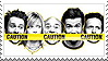 It's Always Sunny Stamp by violet-waves