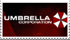 Umbrella Corp Stamp by violet-waves