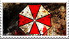 Umbrella Corp II Stamp by violet-waves