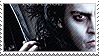 Sweeney Todd Stamp II by violet-waves