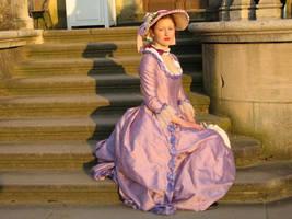 18th century polonaise by Josephine-Marie