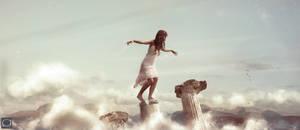 One step left by AlexanderLean
