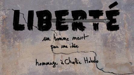 #JeSuisCharlie by Ghaderal