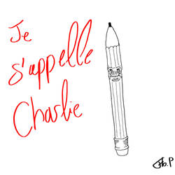 Je s'appelle Charlie by Ghaderal