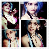 Jinx League of Legends by YtkaMatilda