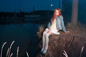 moon girl by YtkaMatilda