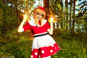 Little Red Riding Hood Annie cosplay Ytka Matilda by YtkaMatilda