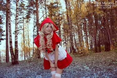Crystal Maiden (Dota 2)  by Ytka Matilda by YtkaMatilda