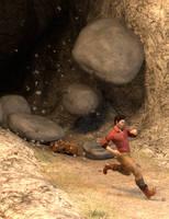 Sneak Preview: SY dForce Rocks and Boulders by SickleYield
