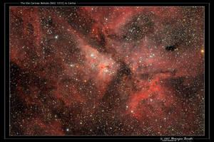 The Eta Carinae Nebula - Mk II by octane2