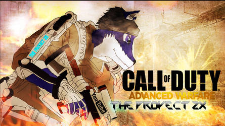WOLF CALL OF DUTY ADVANCED WARFARE by THEPROYECTZX