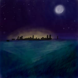 Night City by Daydreamer194
