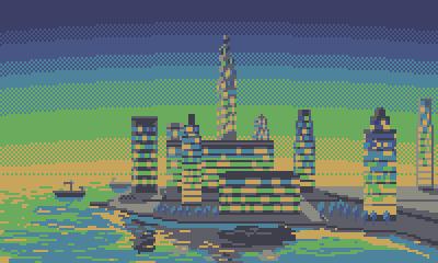 Citysunset by Daydreamer194