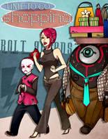 AW: Urban Blight by hanshee