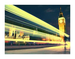 Ghosts of Westminster by mizarek