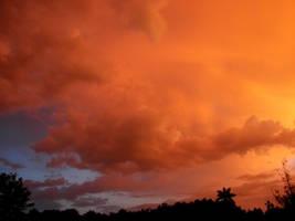Hurricane sky by photohouse