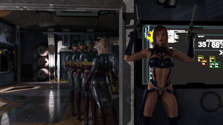 Kira Flux First Kill Part 4 by 666markofthebeast666