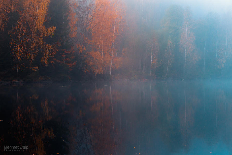 Mirrored autumn by m-eralp