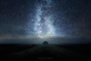 Ghost Hut by m-eralp