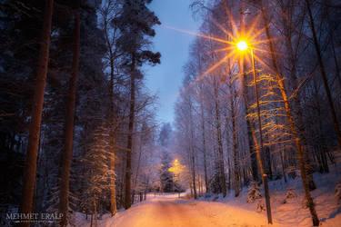 The magic road by m-eralp