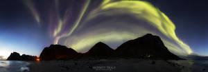 Polar Lights by m-eralp