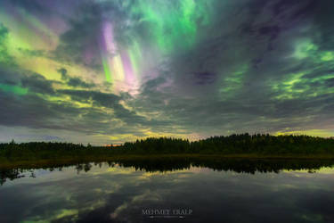 Dance of the Lights by m-eralp