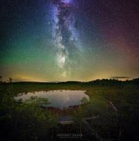 Glowing Night by m-eralp