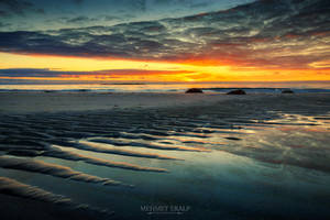 When sun goes to sleep by m-eralp