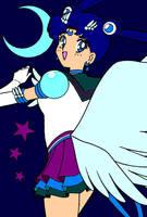 Eternal Sailor Frozen Moon by EeveeStone