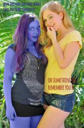 Blueberry Besty betrayal by pavablueberry