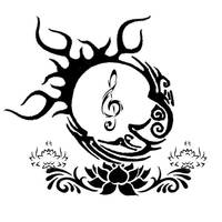 Tribal Design by MissMachineArt