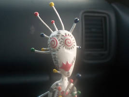 Tim Burtons VooDoo Girl by MissMachineArt