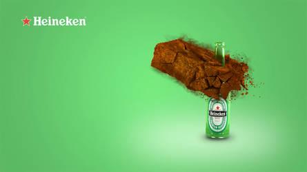 Heineken vs. Brick by Dash-POWER