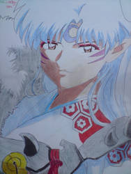Sesshomaru by Evi-chan233
