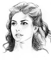 Inara peek sketch by jasonpal