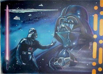 Vader Beer Stein by jasonpal
