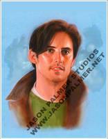 Peter- Milo, Heroes Finished by jasonpal