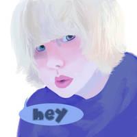 hey. by mayakern