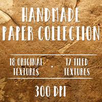 handmade paper by mayakern