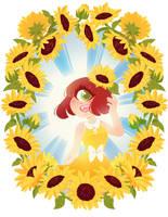 sunflower by mayakern