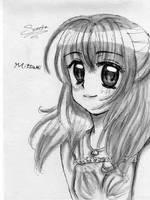 Mitsuki by ShiroYuki-tan