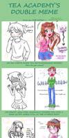 TA Double Meme Nasika n Kinchi by NasikaSakura