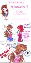 Ask Me Meme Comic 01 by NasikaSakura