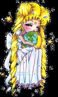 Little Princess Serenity by NasikaSakura